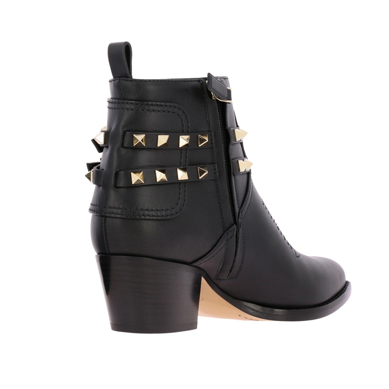 Schuhe damen Valentino Garavani schwarz 5