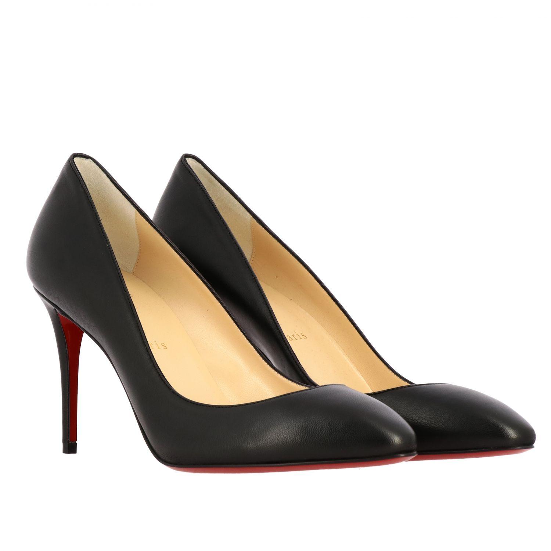 Shoes women Christian Louboutin black 2