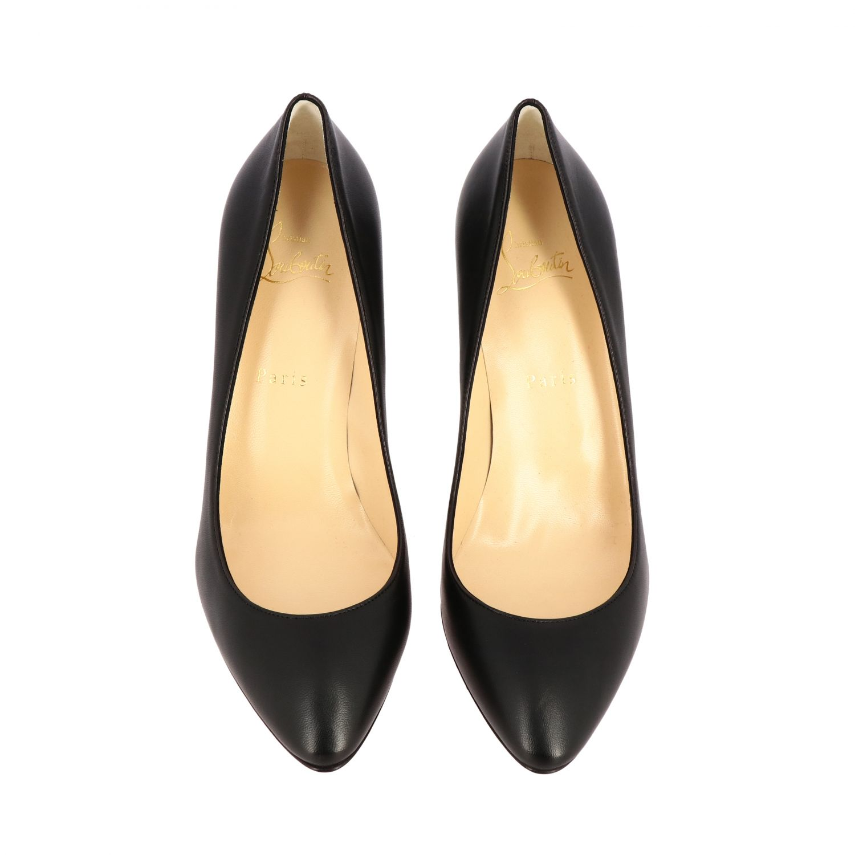 Shoes women Christian Louboutin black 3
