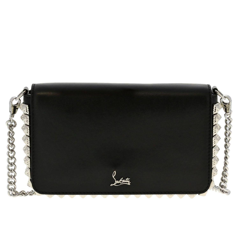 Mini bag women Christian Louboutin black 1
