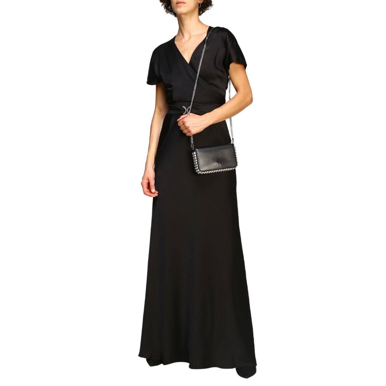 Mini bag women Christian Louboutin black 2
