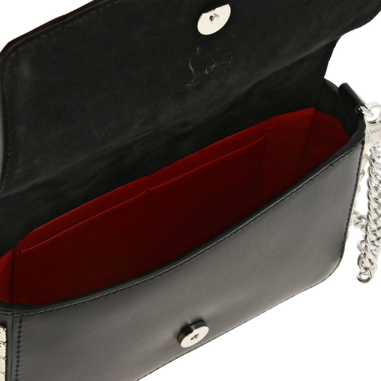 Mini bag women Christian Louboutin black 5