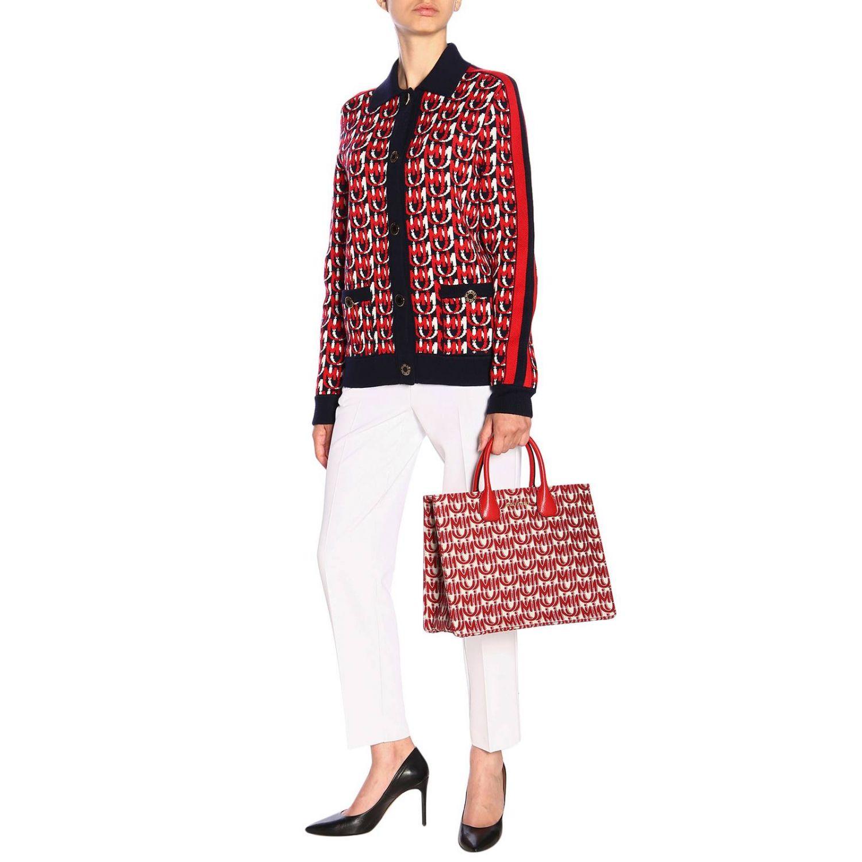Shoulder bag women Miu Miu red 2