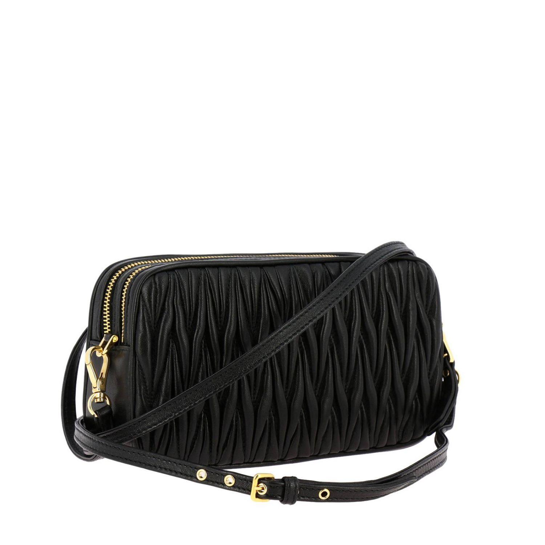 Mini bag women Miu Miu black 3