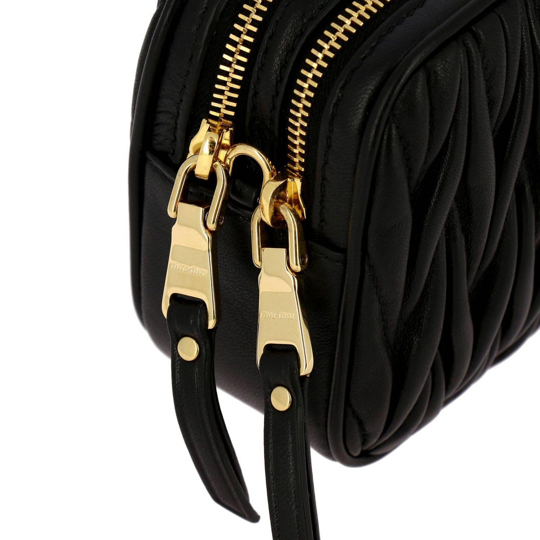 Mini bag women Miu Miu black 4