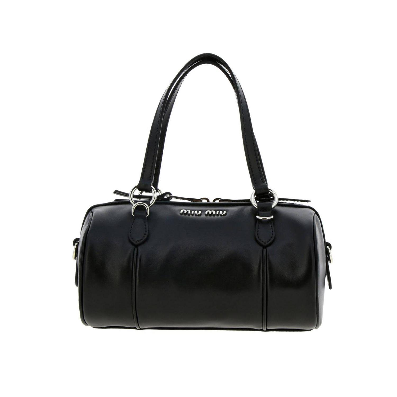 Mini bag Miu Miu: Shoulder bag women Miu Miu black 1