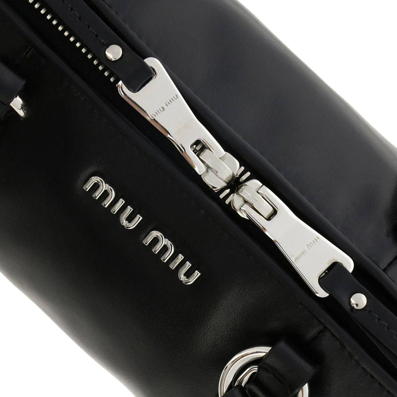 Mini bag Miu Miu: Shoulder bag women Miu Miu black 4