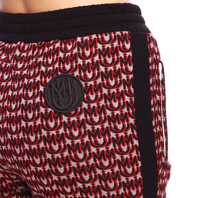 Trousers women Miu Miu red 4