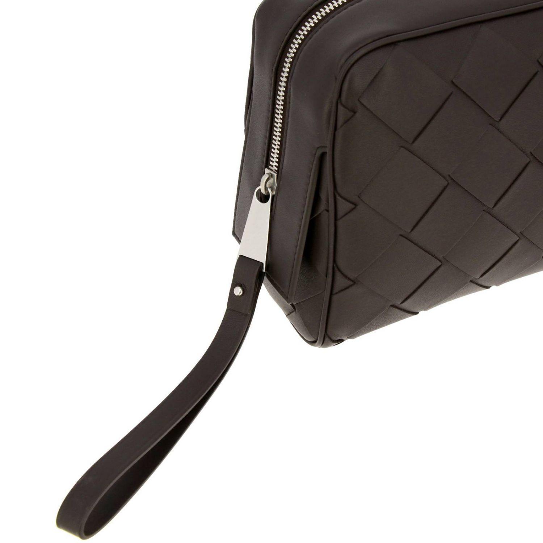 Cosmetic Case Bottega Veneta: Bags men Bottega Veneta dark 4