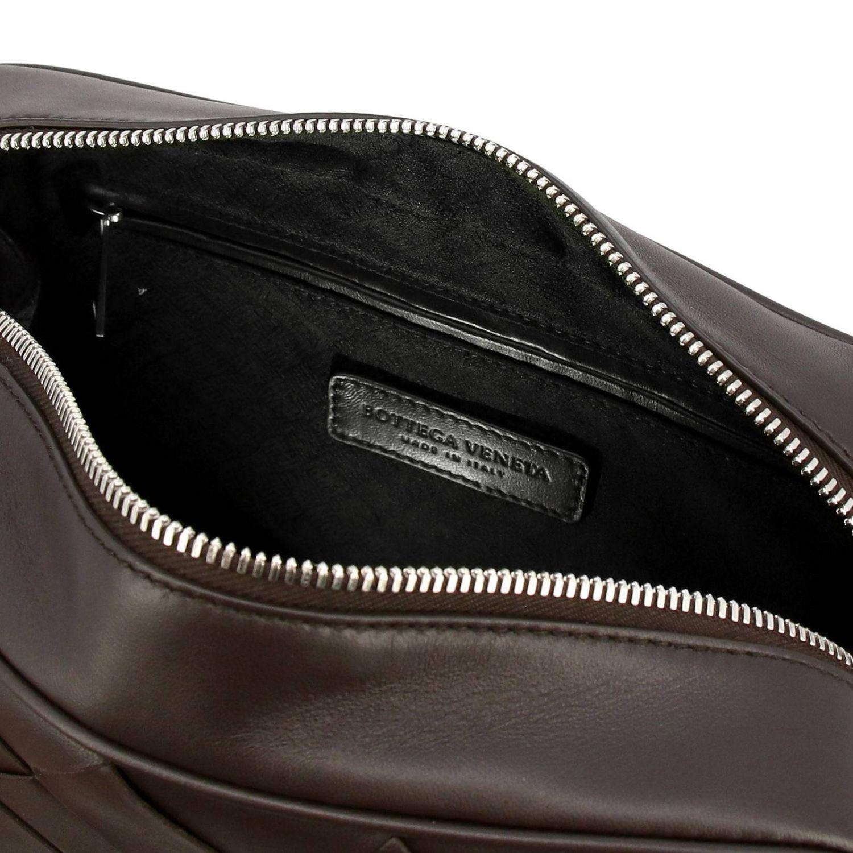 Cosmetic Case Bottega Veneta: Bags men Bottega Veneta dark 5