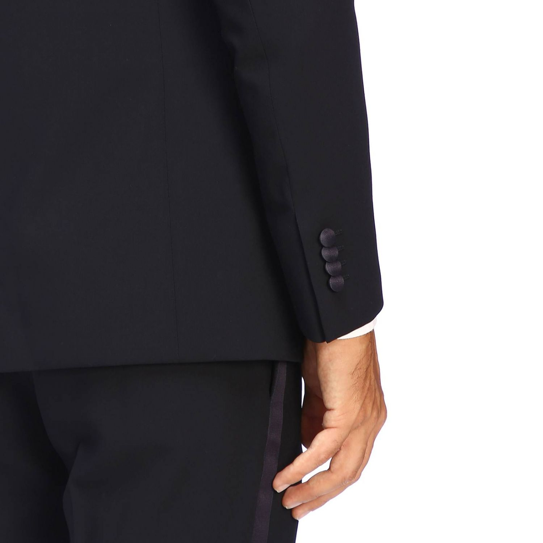 Anzug Giorgio Armani: Kleid damen Giorgio Armani schwarz 3