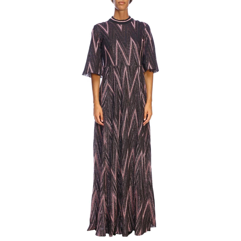 Dress women M Missoni pink 1