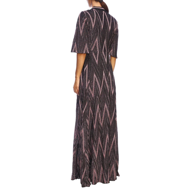 Dress women M Missoni pink 2