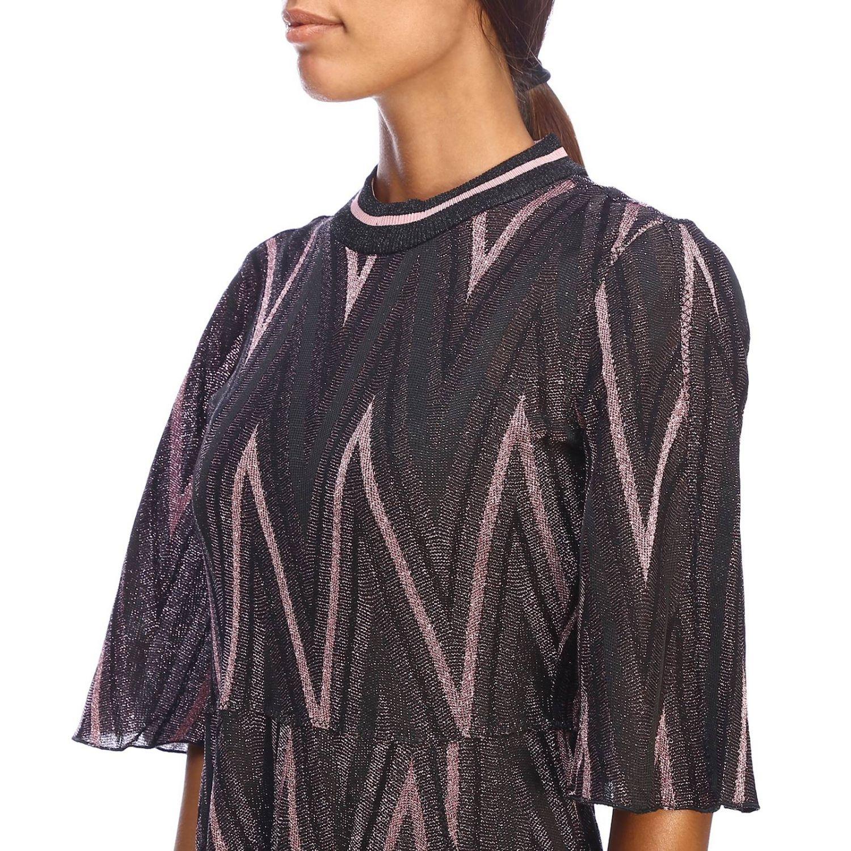 Dress women M Missoni pink 3