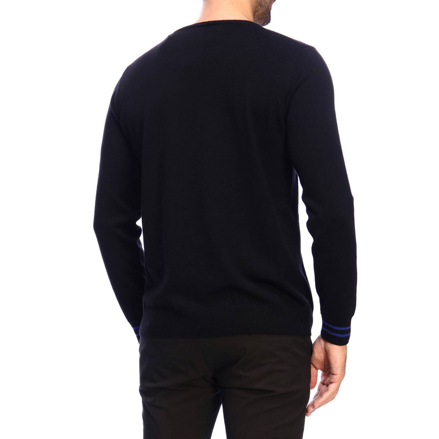 Sweater Iceberg: Sweater men Iceberg black 3