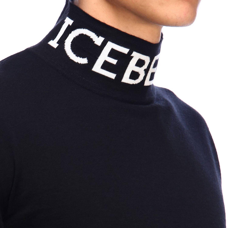 Sweater men Iceberg black 4