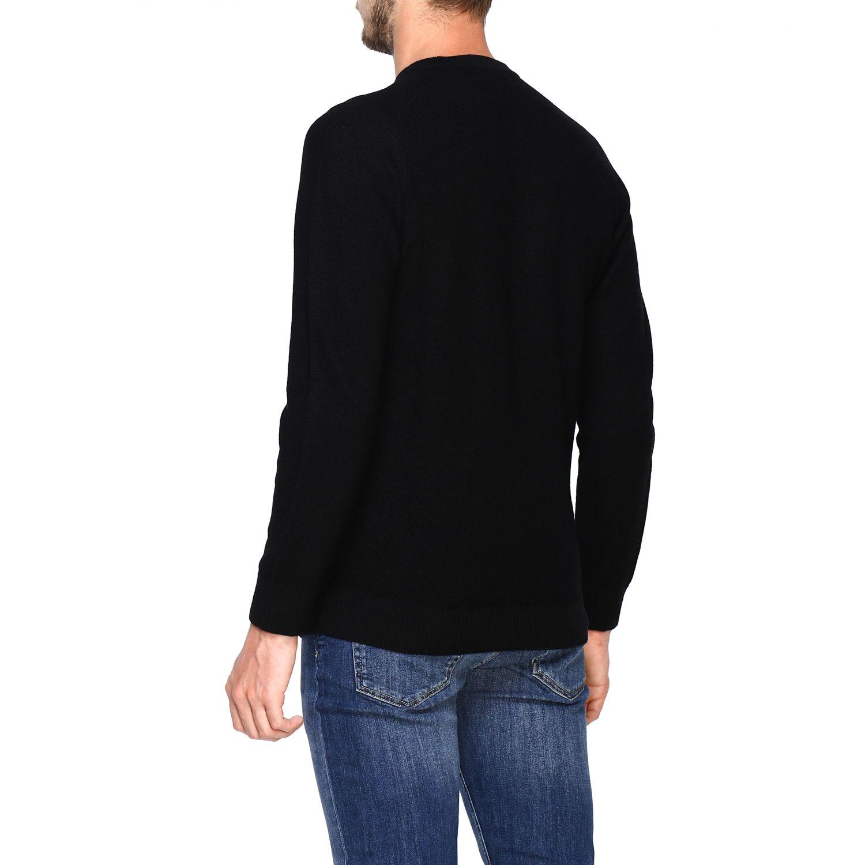 Sweater men Ice Play black 3