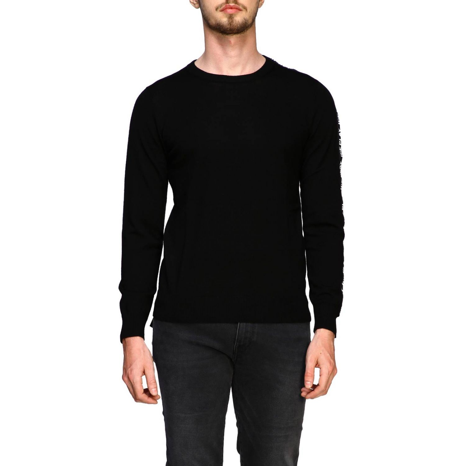 Pull homme Ice Play noir 1