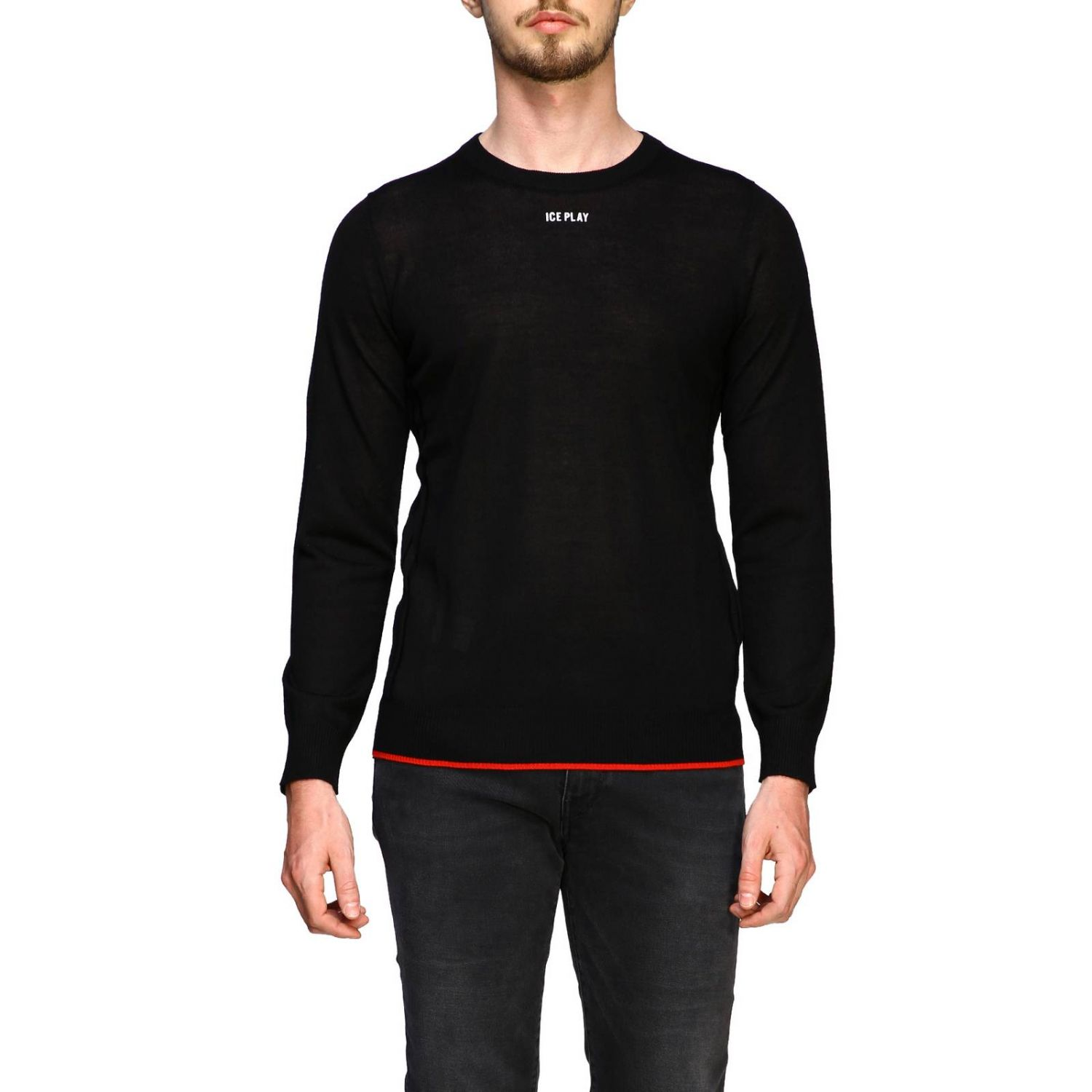 Sweater men Ice Play black 1