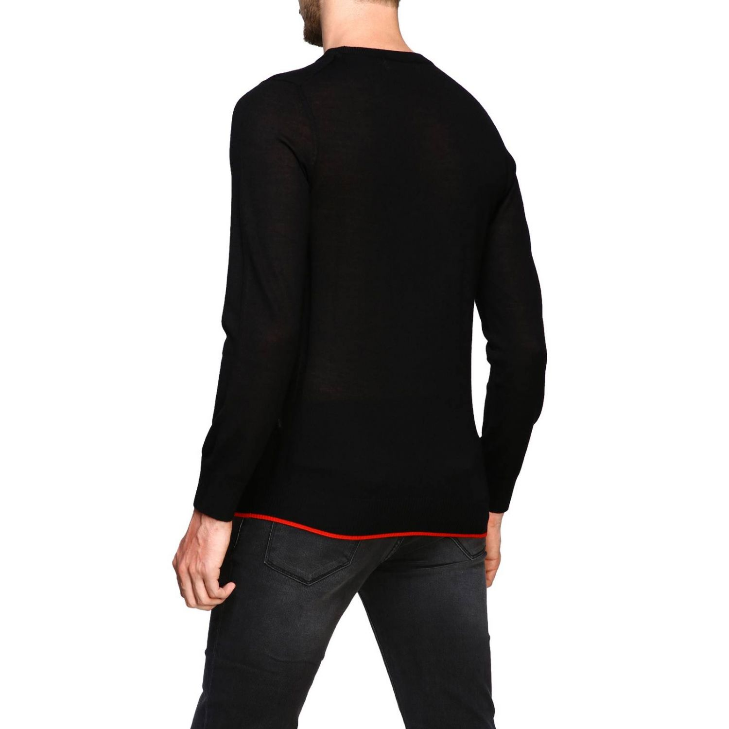 Sweater men Ice Play black 3