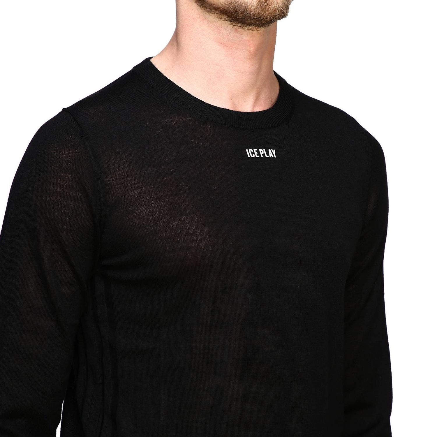 Sweater men Ice Play black 5