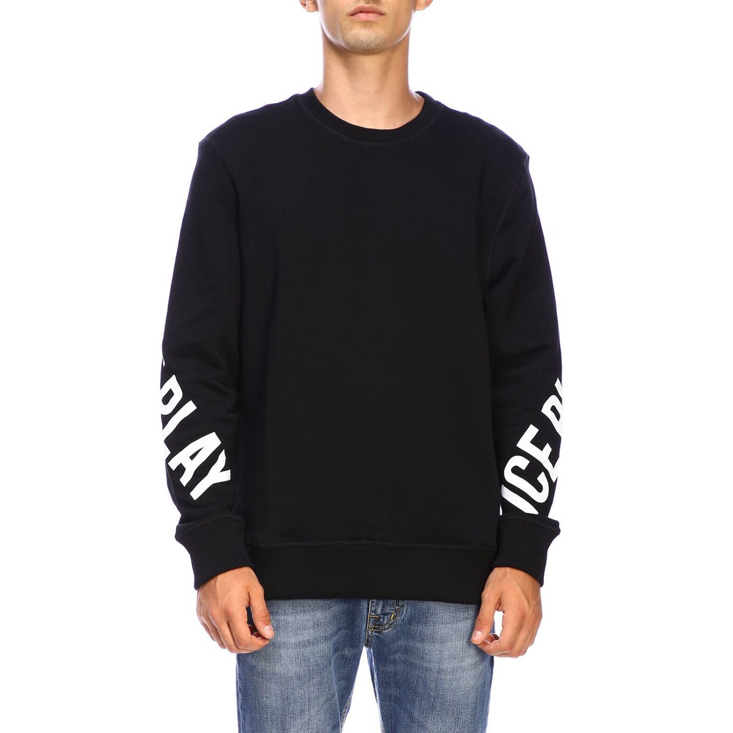Jumper men Ice Play black 1