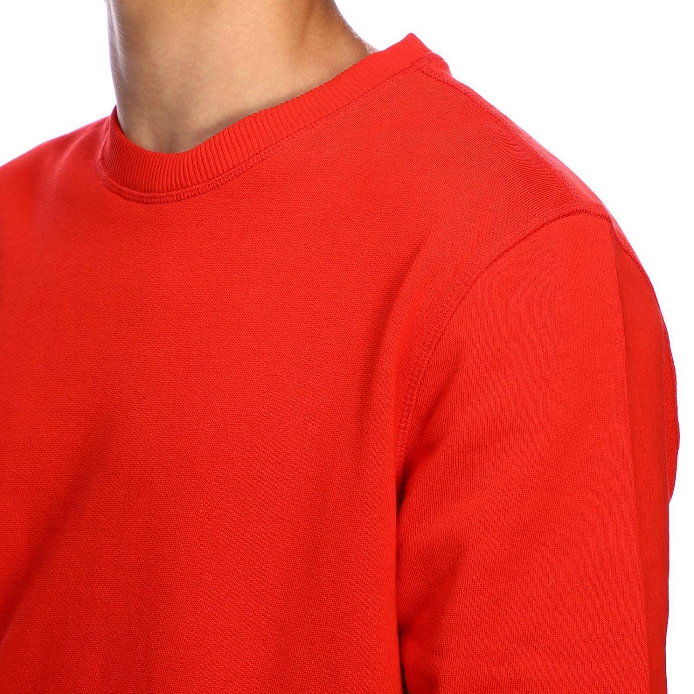 Jersey hombre Ice Play rojo 4