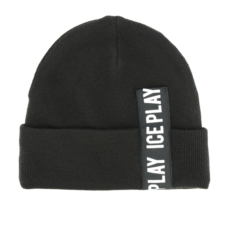Hat men Ice Play black 1