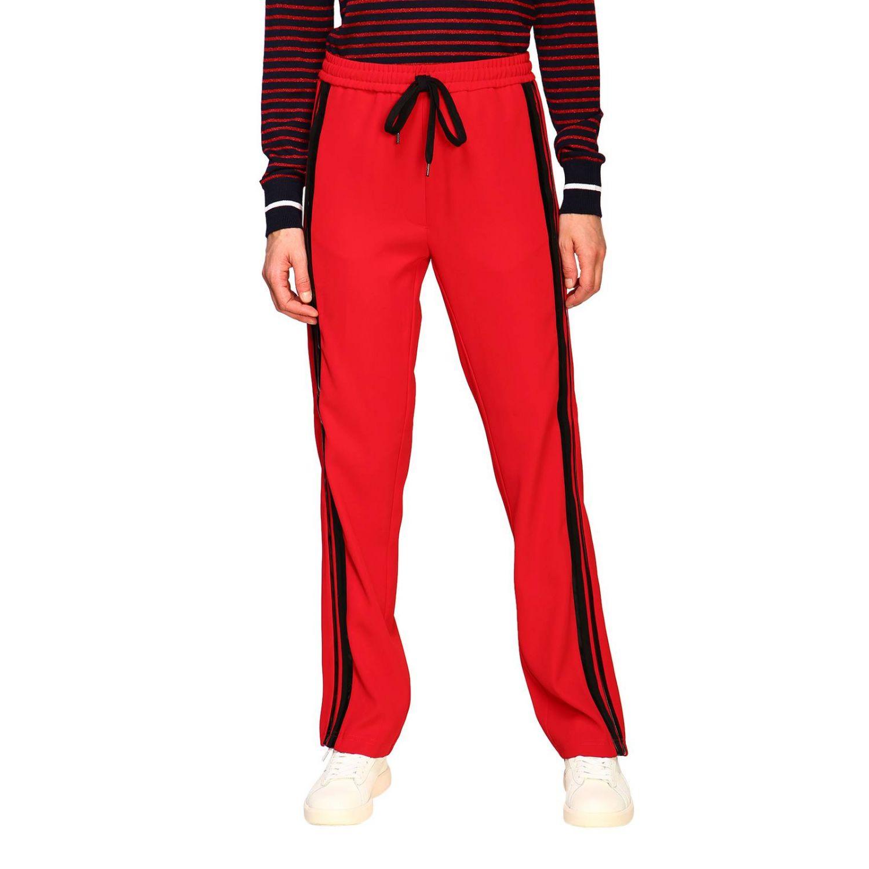 Pantalón N° 21: Pantalón mujer N° 21 rojo 1
