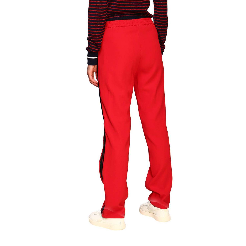 Pantalón N° 21: Pantalón mujer N° 21 rojo 3