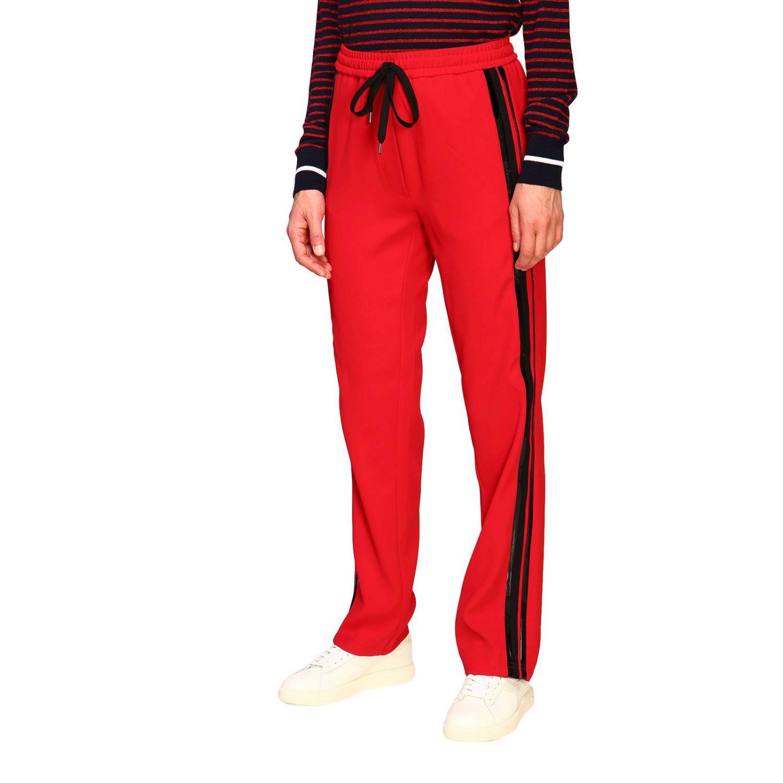 Pantalón N° 21: Pantalón mujer N° 21 rojo 4