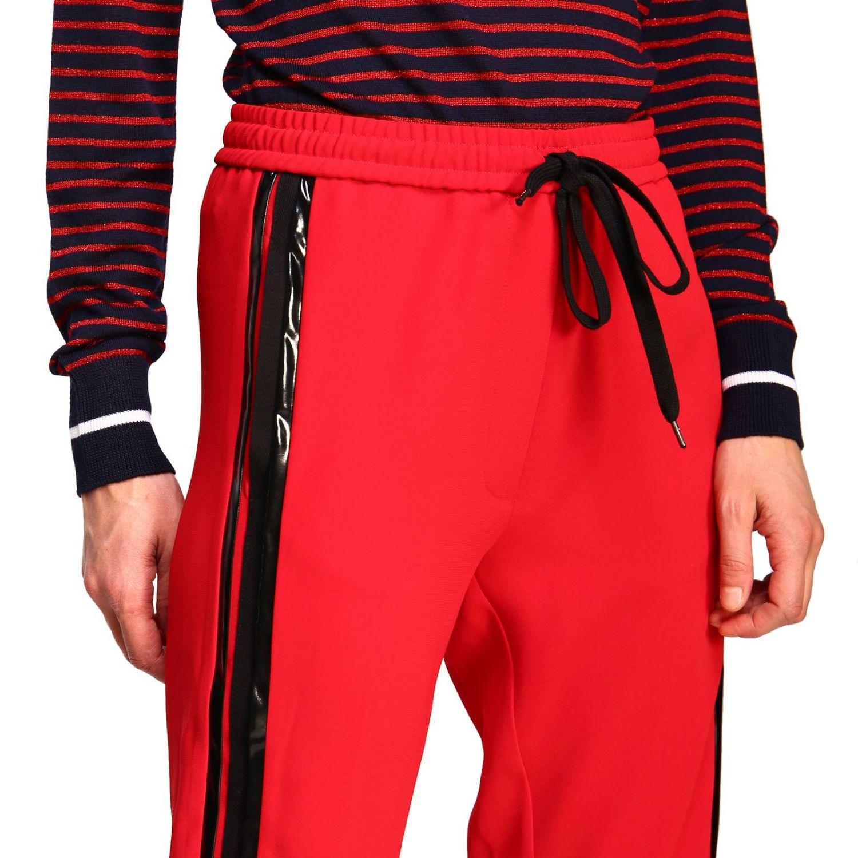 Pantalón N° 21: Pantalón mujer N° 21 rojo 5