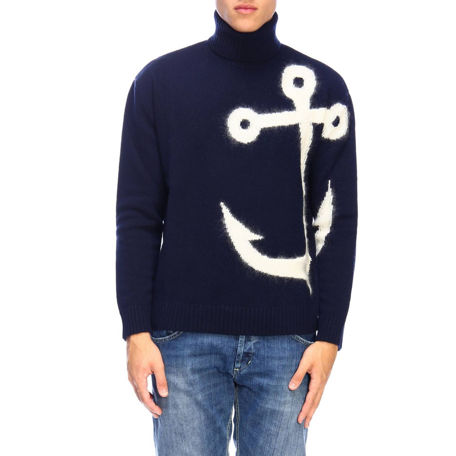 Sweater men N° 21 blue 1