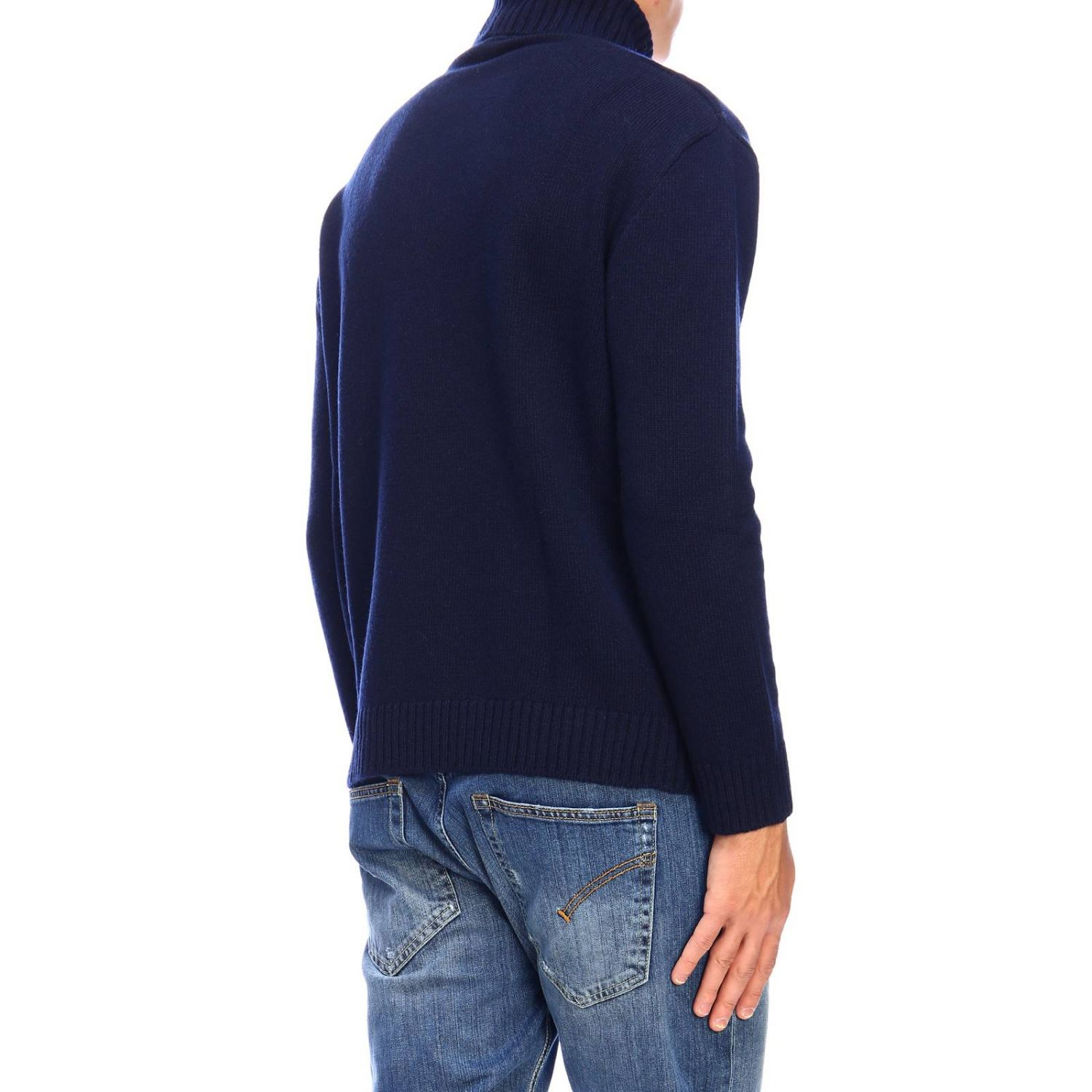 Sweater men N° 21 blue 3