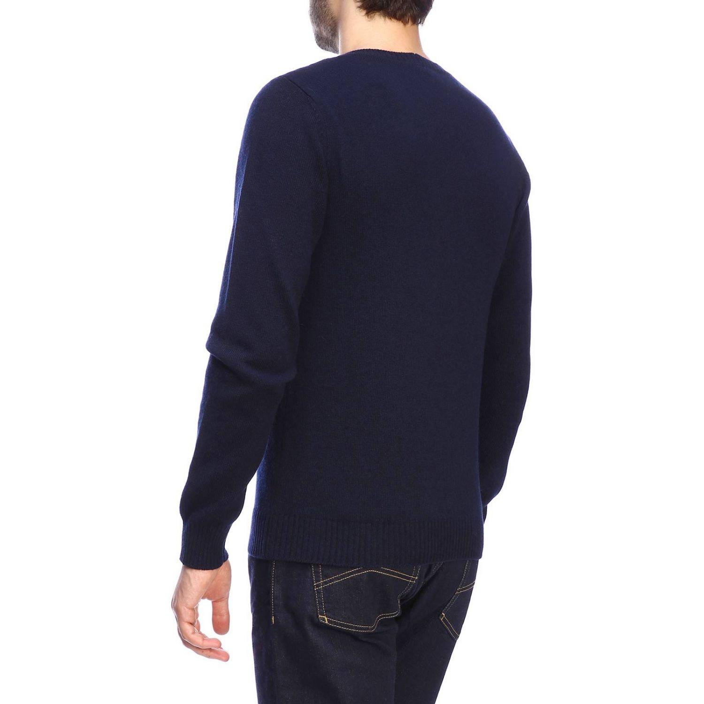 毛衣 男士 N° 21 蓝色 3