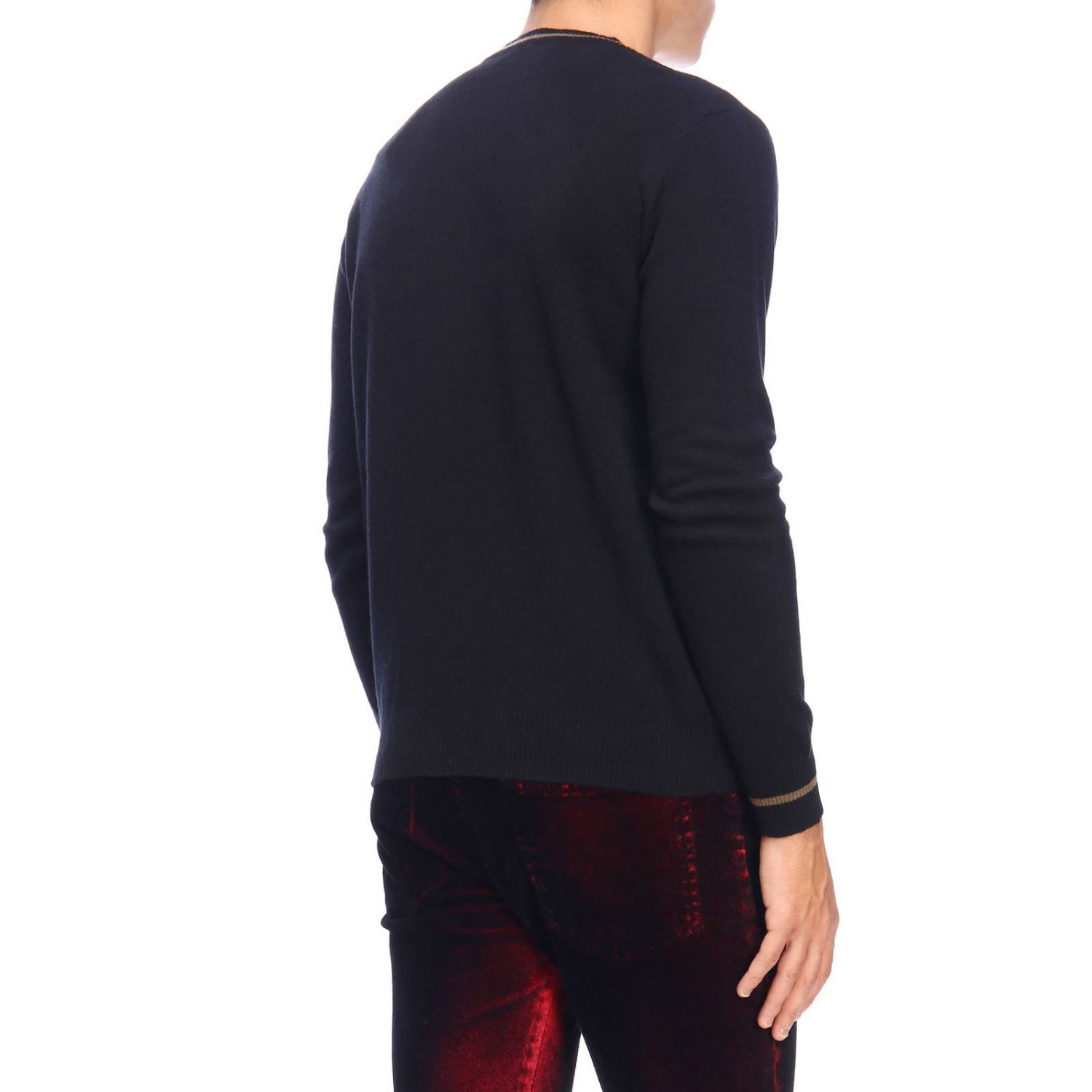 Sweater men N° 21 black 3