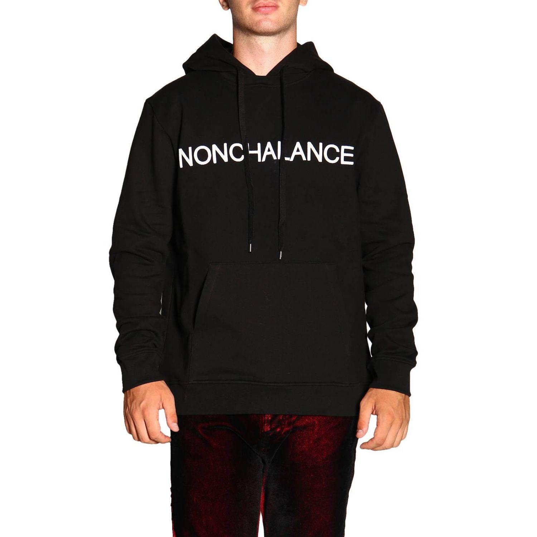 Sweater men N° 21 black 1