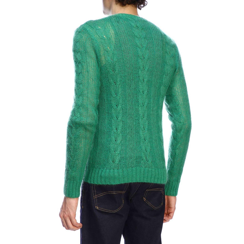 毛衣 男士 N° 21 绿色 3
