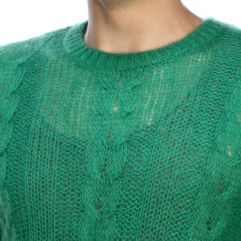 毛衣 男士 N° 21 绿色 4