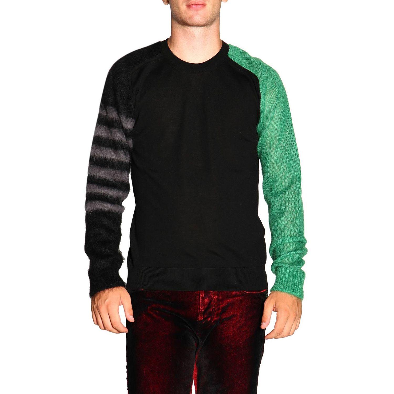 Pullover herren N° 21 schwarz 1