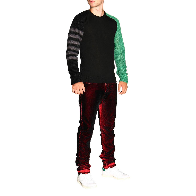 Pullover herren N° 21 schwarz 2