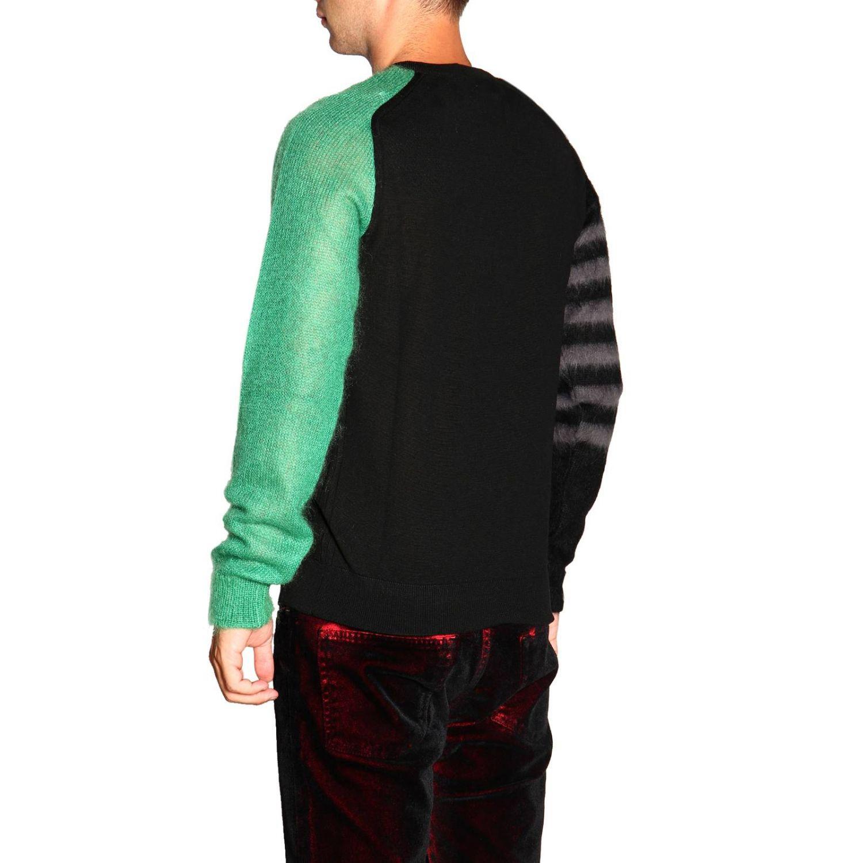 Pullover herren N° 21 schwarz 3