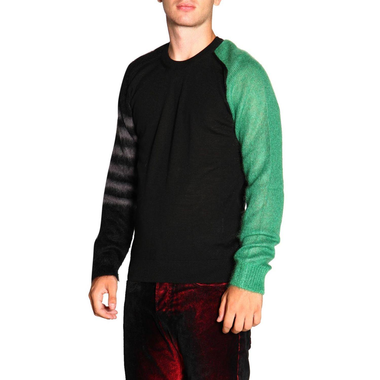Pullover herren N° 21 schwarz 4