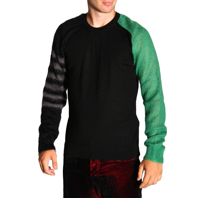 Pullover herren N° 21 schwarz 5