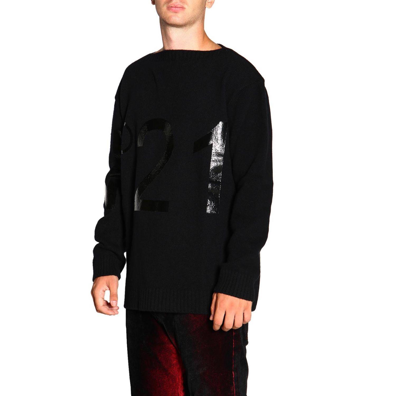 Sweater men N° 21 black 4