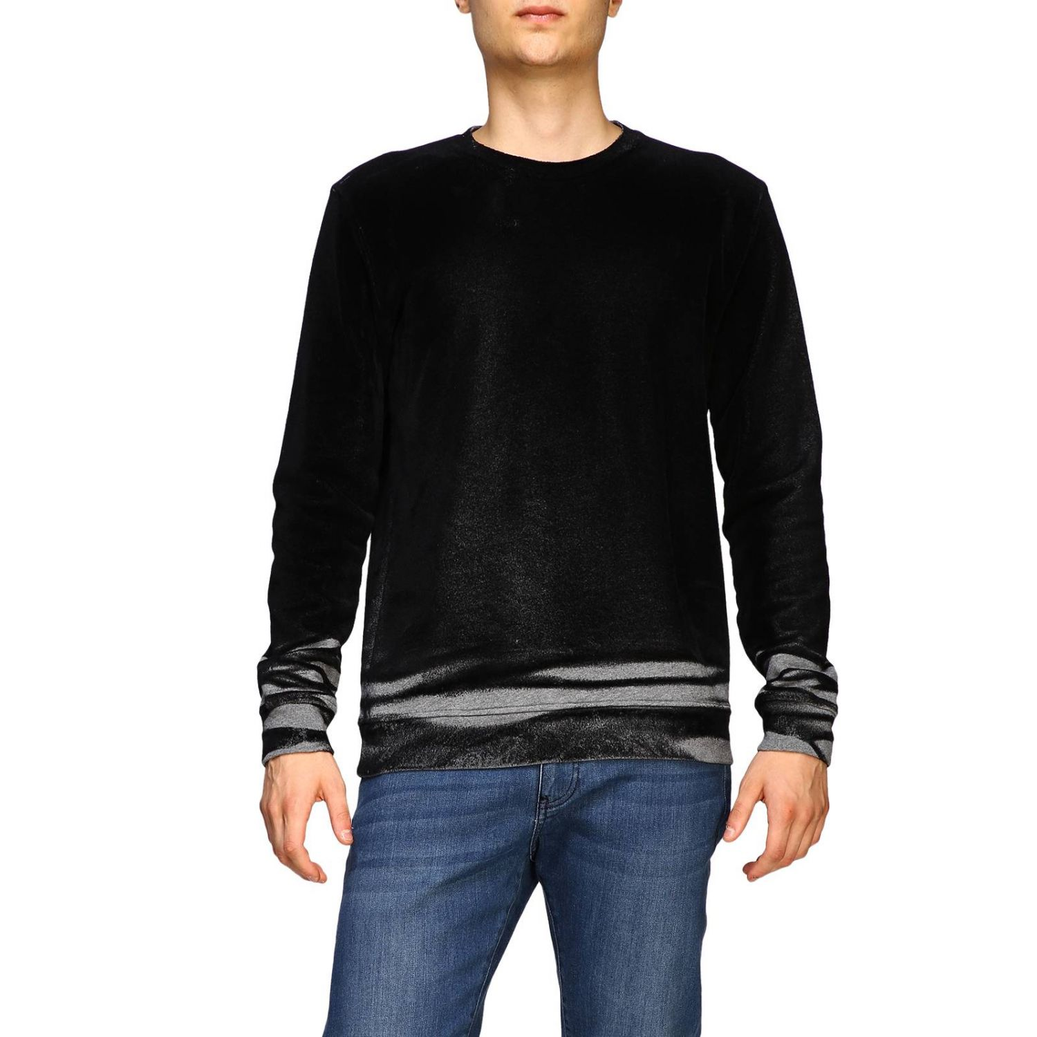 Sweater men N° 21 black 1