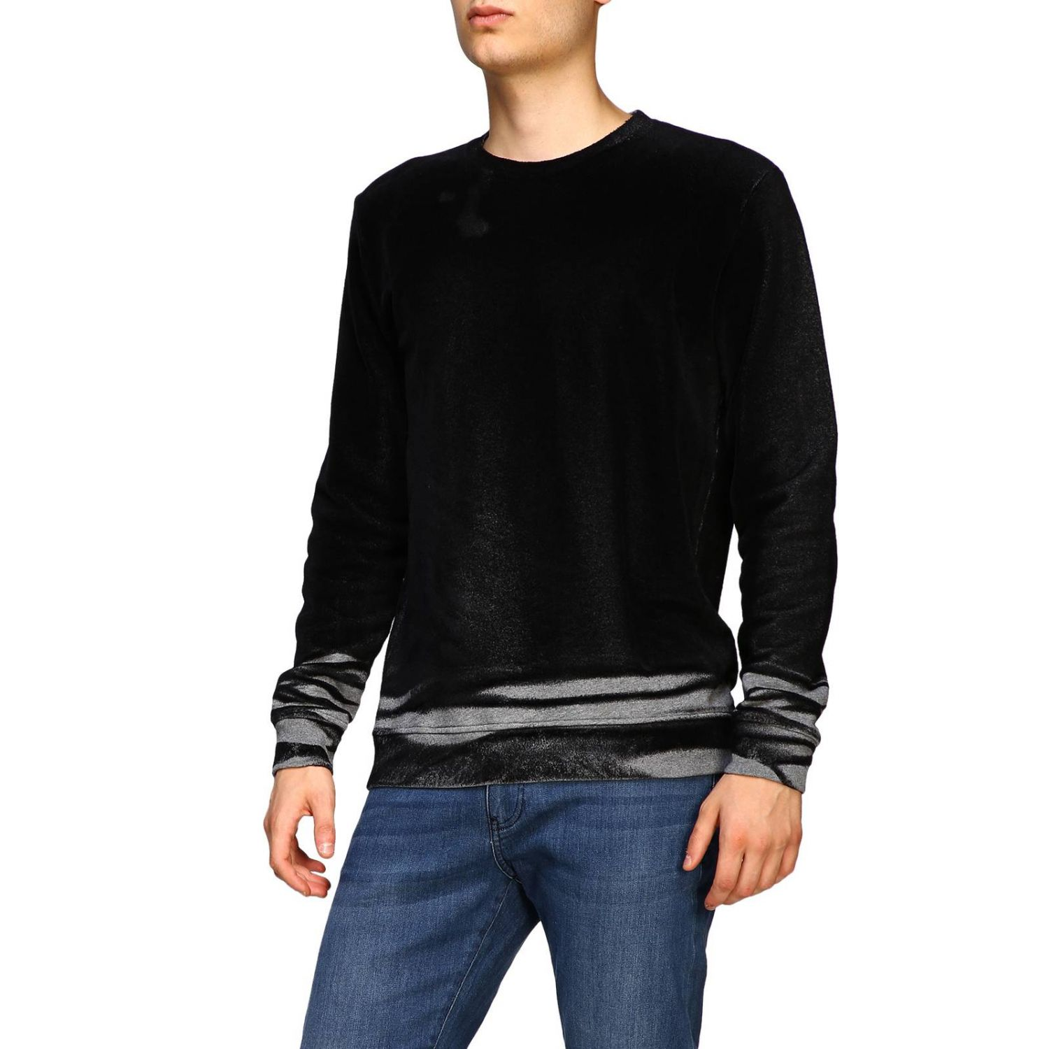 Sweater men N° 21 black 4
