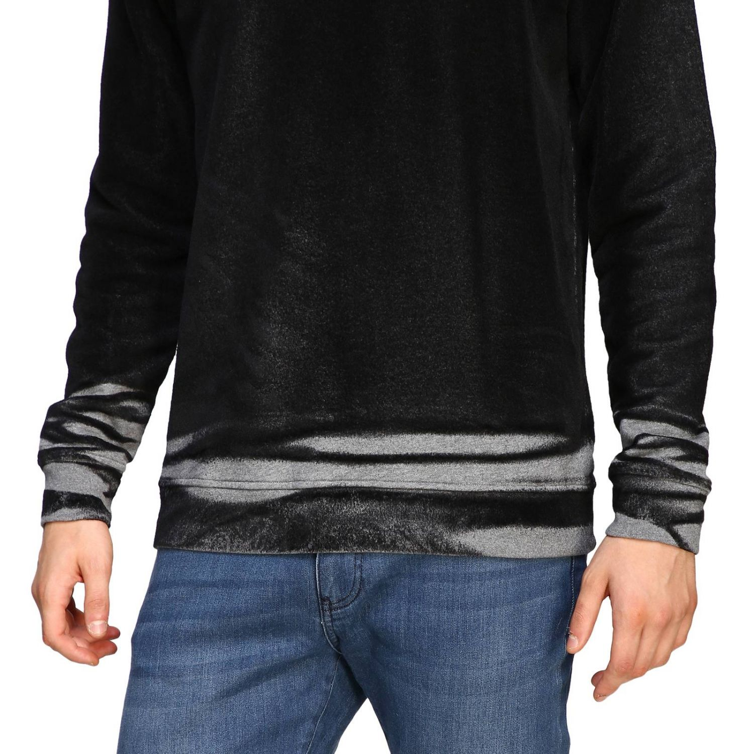 Sweater men N° 21 black 5