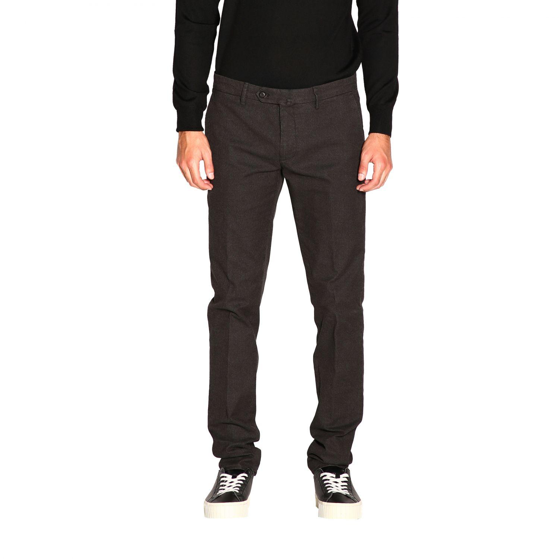 Pantalón Siviglia: Pantalón hombre Siviglia negro 1