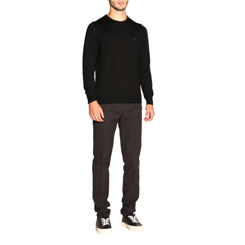 Pantalón Siviglia: Pantalón hombre Siviglia negro 2